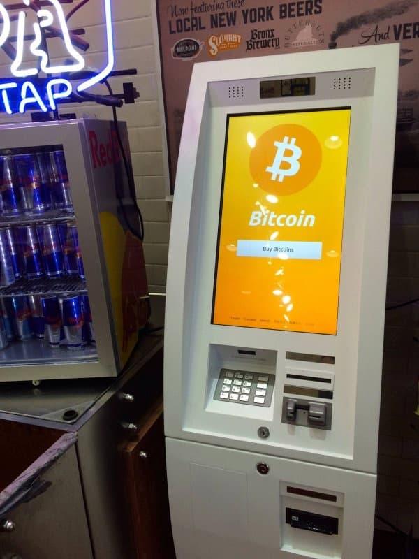 bitcoin machine nyc