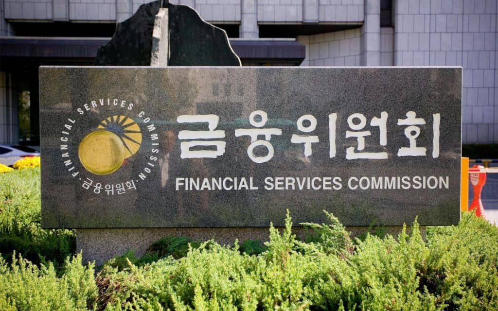 South Korea's Financial Services Commission